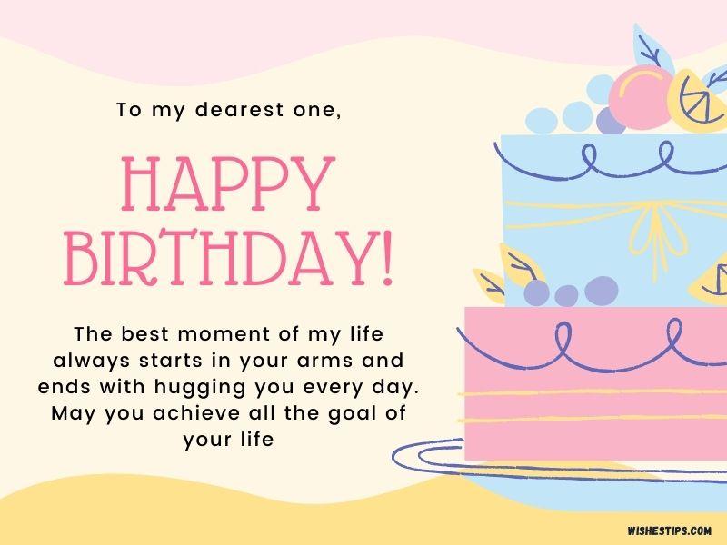 Happy birthday wishes for boyfriend cards
