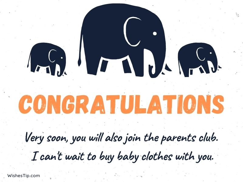 Baby Shower Wishes Text Messages Best Congratulations Parents