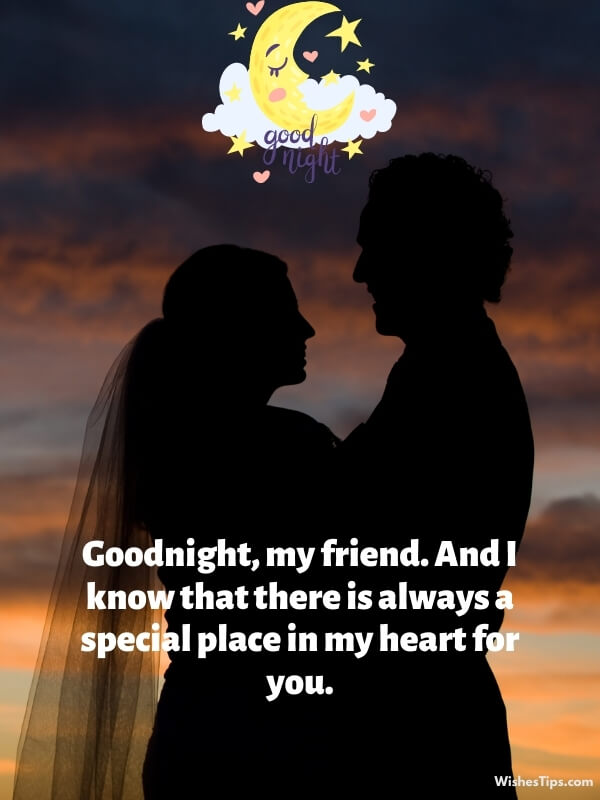 Good night lovely quotes