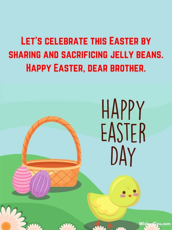 Happy Easter Religious Day