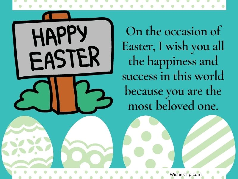Happy Easter Religious Wishes Messages Images