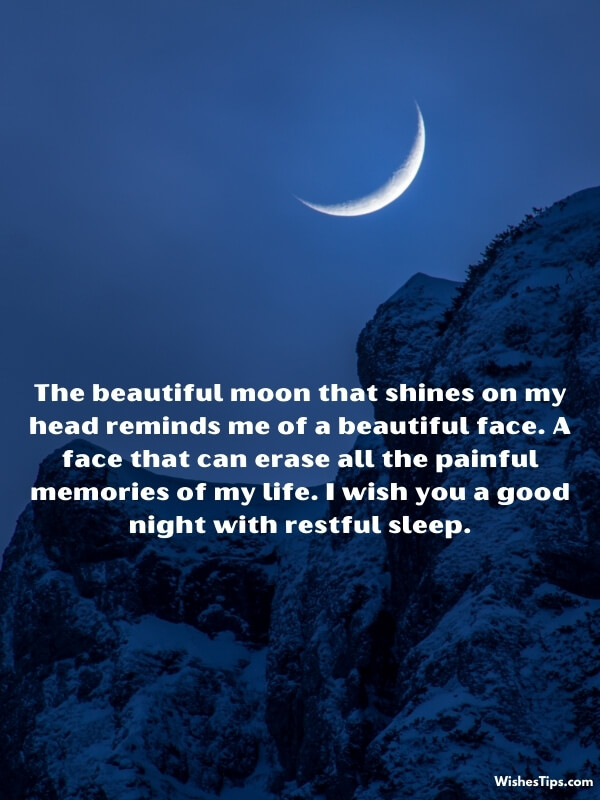Sweet Good Night Messages for Love