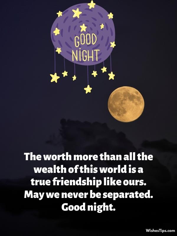 Lovely Night Sms
