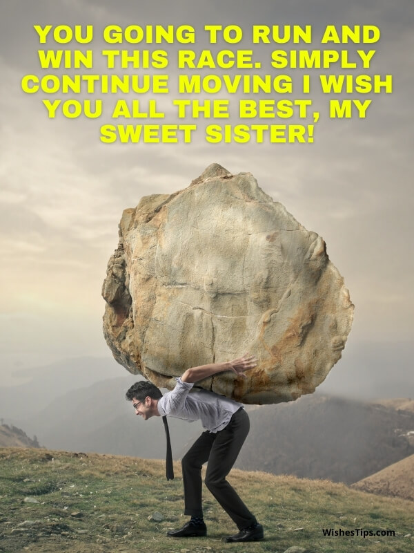 Wishes for sisters